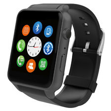 Bluetooth Smart Watch Wristwatch for Men Women iPhone10 8 Plus LG Stylo 3 4 Men
