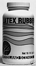 Woodland Scenics # 1204 Latex Rubber (Liquid) 16oz 455mL  A  MIB