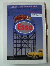 Light Works Usa by Miller Engineering 6071 Lg Esso Animated Neon Billboard Nib