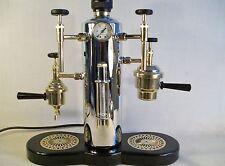 Cafetera, máquina de espresso, femoka-Paris, art deco, bicolor, Coffee Maker