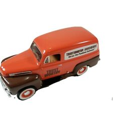 Trustworthy 1948 Ford F-1 Panel Delivery Collector's Bank Diecast 1/25 Truck