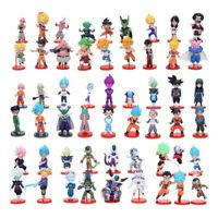 Dragon Ball Z 6 pcs/set action figures toy models collectibles mini figurines