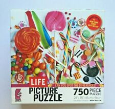 Life Picture Puzzle 'Candy is Dandy' Jigsaw 750 Pieces Complete