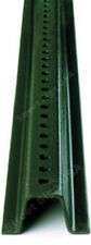 8' GREEN U CHANNEL SIGN POST HEAVY DUTY FOR STREET ROAD PARKING TRAFFIC SIGNS