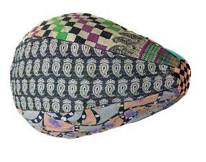 vintage kantha quilt Embroidered Cotton Bohemian Bean Bag Kids Furniture BD14