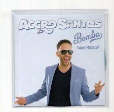 (JC105) Aggro Santos, Bomba super mixes EP - 2017 DJ CD