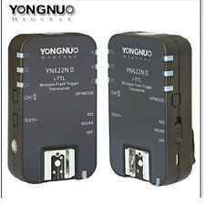 Yongnuo YN622NII YN622 YN622N TTL Wireless Flash Trigger 2 Transceivers f Nikon