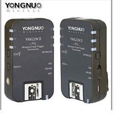 Yongnuo YN622NII YN622 YN622N TTL Wireless Flash Trigger Transceivers for Nikon