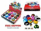 12 Pcs/Set Pokemon Toy Pocket Monster Pikachu Action Figure Elf Poke Ball Pop Up For Sale
