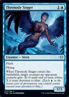 MTG x4 Threnody Singer Theros Beyond Death Uncommon NM/M