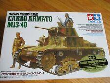 Tamiya  1:35 Italian Carro Armato M13/40