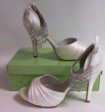 Liz Rene Wedding Shoes Guadalupe White 779m Us 10m Uk 8
