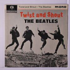 BEATLES: Twist And Shout 45 (UK 70s reissue, PC) Rock & Pop
