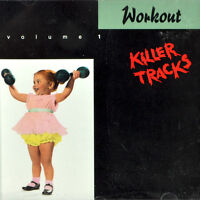 Workout Fitness Vol 1 Stock Music CD Killer Tracks KT64 Production Library 1994