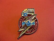 RARE (POLICE)  PDQ 15 DISTRICT 15 MONTREAL PIN BACK NEW
