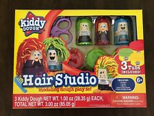 NEW Kiddy Dough Hair Studio Kids 6+