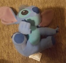 Stitch From Lilo and Stitch Soft Plush Bean toy. 6 inches high.