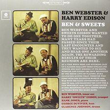 "Harry ""Sweets"" Edison - Ben & Sweet [New Vinyl] Bonus Track, 180 Gram"