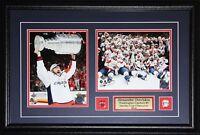 Alexander Ovechkin Washington Capitals 2018 NHL Stanley Cup Hockey 2 Photo Frame