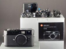Leica M9-P schwarz 27300 Auslösungen 10703 FOTO-GÖRLITZ Ankauf+Verkauf