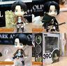 Anime Attack On Titan Shingeki No Kyojin Levi 10.2cm Muy Monos Figura Cara