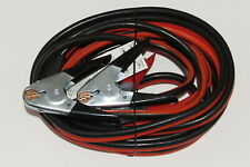 Booster cables 2 AWG Amps: 400 A 20/ft 20 foot jumper cables high quality