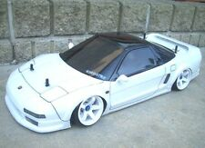 PANDORA 1/10 RC HONDA NSX 198mm Clear Body Drift Hashiriya