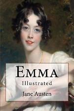 Emma: Illustrated by Austen, Jane -Paperback
