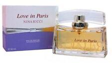 Nina Ricci Love in Paris for Women 50ml Eau De Parfum Spray Fragrance