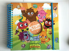 Moshi Monster - Activity Notebook - Contains stickers and printed pages
