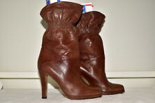 Marni High Heel Boots Mid Calf Women's 39