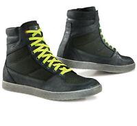 Scarpe moto Tcx X-wave air black shoes
