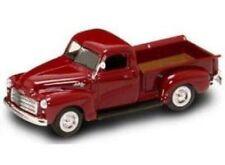 Gmc Pick Up 1950 Burgundy 1:43 Model 94255BUR YAT MING