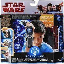 Neues AngebotStar Wars Force Link & Kylo ren Figur Starter Set Disney Hasbro Kinder c1364 4+