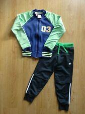Adidas Mädchen Sportanzug Gr. 140 Farbe: lila