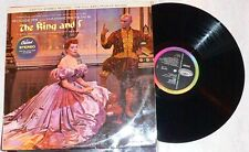 The King and I  LP  Britain  Deborah Kerr  Yul Brynner