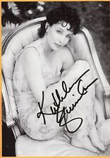 Kathleen Quinlan-signed post card-26