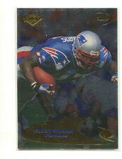 1998 Edge Odyssey Galvanized #218 Robert Edwards New England Patriots