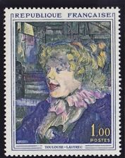 STAMP / TIMBRE FRANCE NEUF LUXE ** N° 1426 ** TABLEAU TOULOUSE LAUTREC