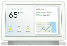 Google Home Hub (Nest) - Chalk - Brand New Sealed! - Smart Home Screen & Speaker