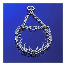 Sprenger Chrome Ultra Plus Prong/Pinch Collar 3.2mm with Swivel D Ring