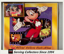 1992 Australia Dynamic Disney Classics Trading Card Album+ Gold Card Set(9) page