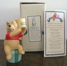 "Disney Pooh & Friends-Nib! ""Newborn"" Pooh Bear"
