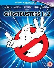 Ghostbusters 1 & 2 Blu-ray UV Digital HD Code