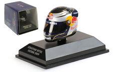 Minichamps Arai Helmet Suzuka Japanese GP 2009 - Sebastian Vettel 1/8 Scale