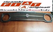griglia anteriore mascherina Originale Fiat 128 BERLINA 1 SERIE front grille