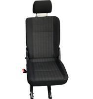 NEW VW T6 or T5 Transporter Kombi Single quick release rear left seat Fold Flat