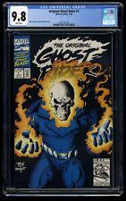 Original Ghost Rider #1 CGC NM/M 9.8 White Pages Marvel Spotlight #5 Reprint!