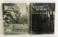 Nature by Day AND Nature by Night - A R Thompson - Two Vintage Hardbacks