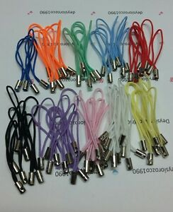 Wholesale 100Pc Cell Phone accessorie Lanyard Strap Cord Lariat New Mixed Color